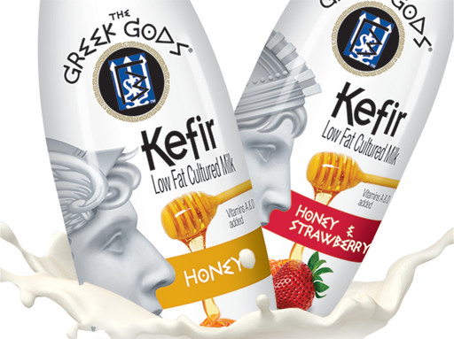 Greek Gods Kefir