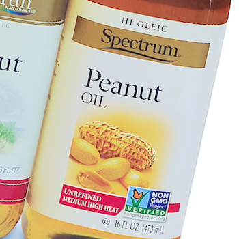 Spectrum® Peanut Oil