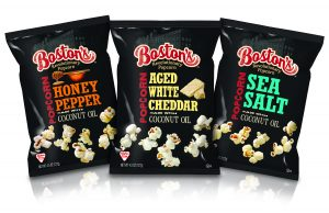 Biondo Boston Popcorn