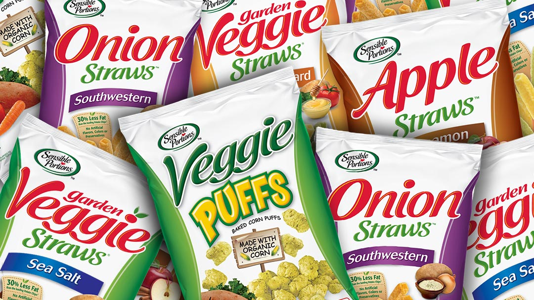 sensible portions bags