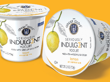 seriously indulgent yogurt