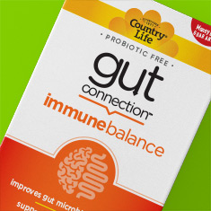 Country Life Honored with GDUSA Health + Wellness Design Award & NEXTY Editor's Choice Award for Gut Connection