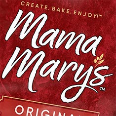 Mama Mary's Refresh Delivers Artisan-Style Pizza to Your Home