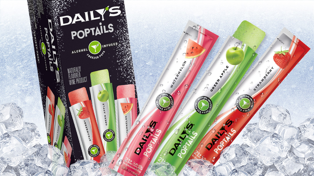 Daily's Poptails