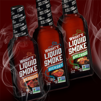 Wright's® Liquid Smoke Fires-up Category With Edgy Redesign